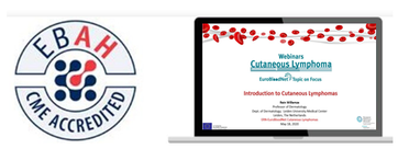 The two first webinars of the EuroBloodNet's Topic on Focus: Cutaneous Lymphoma program already available on EuroBloodNet's EDU YouTube channel!