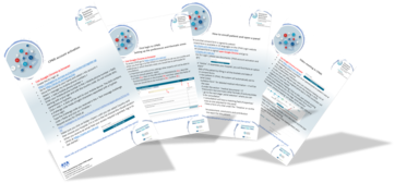 "Four new ""One-page guide"" documents to support the use of CPMS available at EuroBloodNet's How to use CPMS section!"